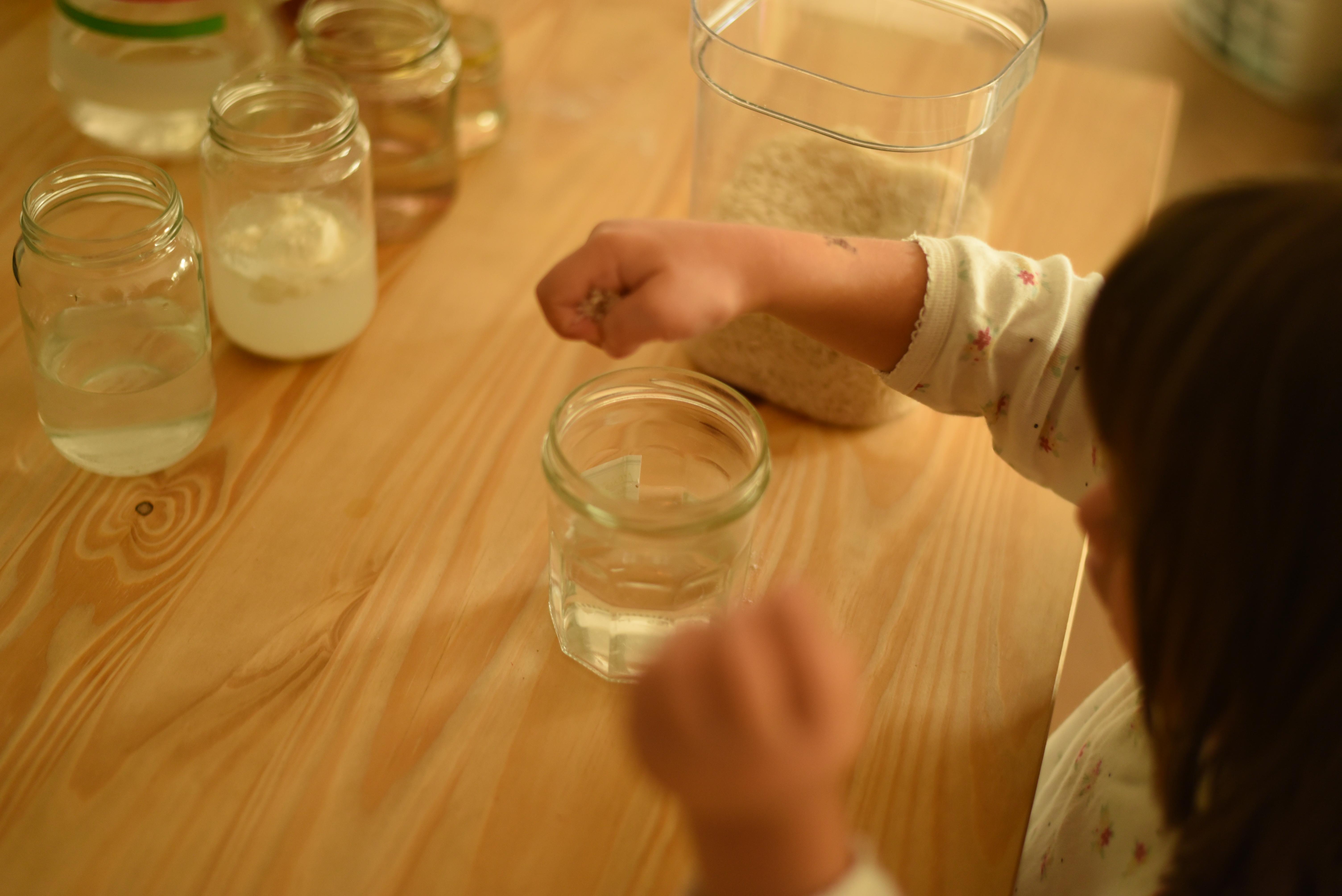 eau mélange